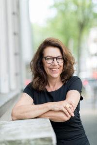 Portrait Barbara Müller Foto:Frauke Schumann